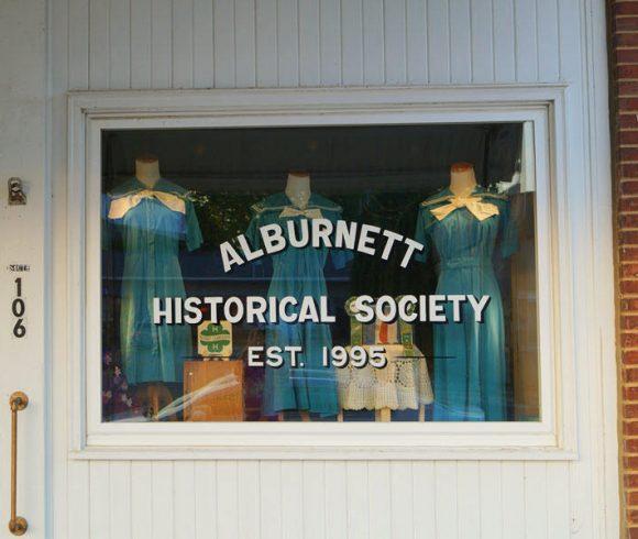 About Alburnett